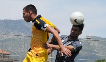 ΑΕΚ Κ19: Νίκη-ανατροπή (1-2) στην Τρίπολη με Κορομηλά-Μαντζουρανάκη!