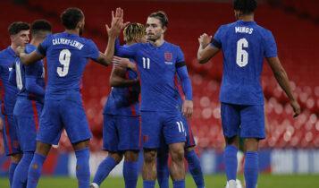 Euro 2021: Η Αγγλία μπορεί και θα πει κι ένα τραγούδι