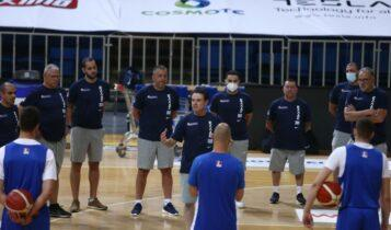 Εθνική ομάδα μπάσκετ: Παπαθεοδώρου και Παπαβασιλείου στο τιμ του Πιτίνο