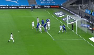 Το γκολ του Μίτροβιτς στην Μαρσέιγ -Κεφαλιά «πύραυλος» (VIDEO)