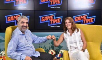 Ο Γιώργος Χελάκης στο ΟΠΑΠ Game Time: «Ο έκτος όμιλος θα βγάλει τον νικητή» (VIDEO)