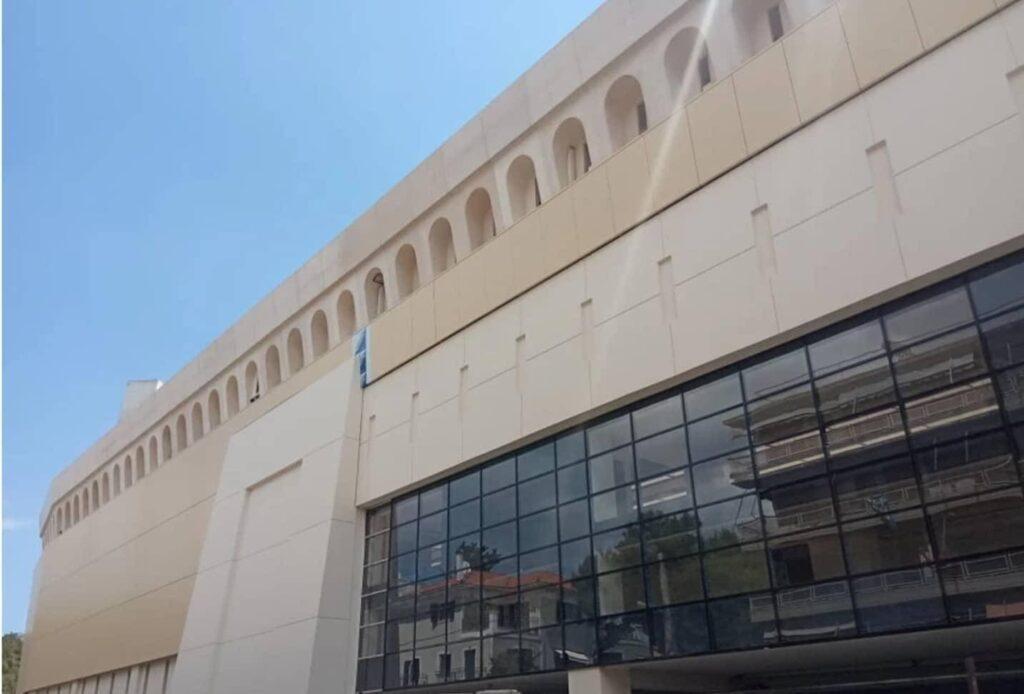 «Αγιά Σοφιά-OPAP Arena»: Η τελική μορφή της εισόδου από την Καππαδοκίας! (ΦΩΤΟ)