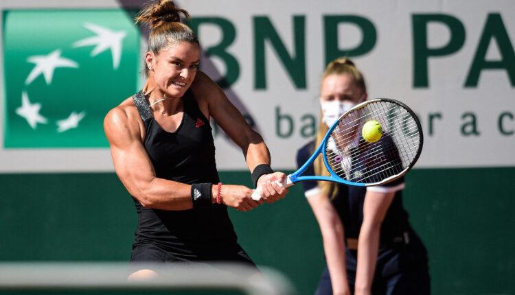 Roland Garros: Πάλεψε με όλες τις δυνάμεις της αλλά έμεινε εκτός τελικού η Σάκκαρη (VIDEO)