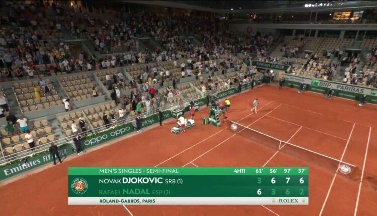 Τσιτσιπάς: Με Τζόκοβιτς στον τελικό (VIDEO)