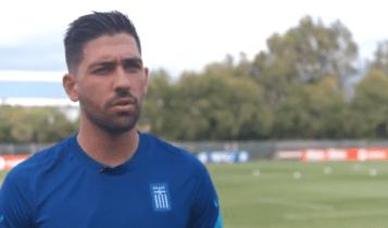 Γκολ στο Ευρωπαϊκό με τον ΟΠΑΠ-Το σκορ που βλέπει ο Τάσος Μπακασέτας για τον αγώνα Τουρκία-Ιταλία (VIDEO)