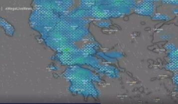 Καιρός: Eρχεται φθινοπωρινό τετραήμερο με καταιγίδες και πιθανές χαλαζοπτώσεις (VIDEO)