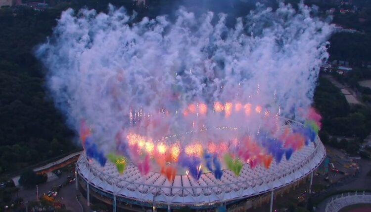 Τουρκία-Ιταλία : Εικόνες μαγείας στο «Ολίμπικο» στη τελετή έναρξης του EURO 2021 (VIDEO)