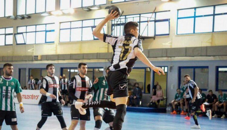 Handball Premier: Νίκησε Διομήδη πριν το ματς με την ΑΕΚ ο ΠΑΟΚ