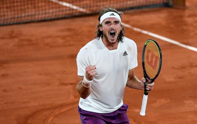 Ο Στέφανος Τσιτσιπάς είναι ΜΥΘΟΣ -Πέρασε στον τελικό του Roland Garros! (VIDEO)