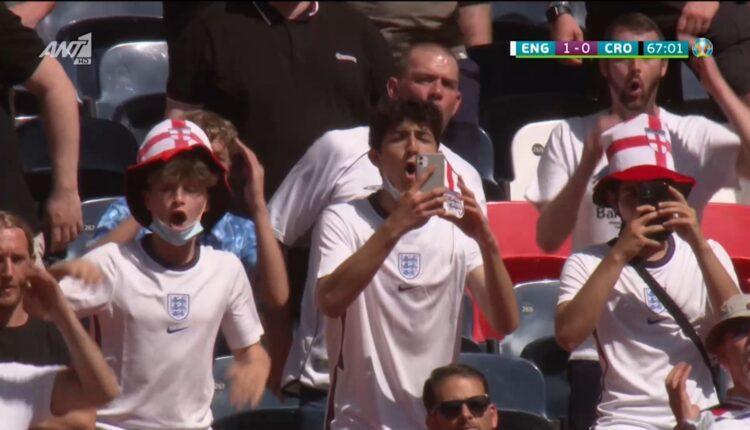 EURO 2021: Η αντίδραση των πιτσιρικάδων στο φάουλ του Μάουντ (VIDEO)