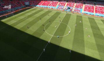 EURO 2021: Δεν γονάτισαν οι Κροάτες-Αποδοκιμασίες πριν το Αγγλία-Κροατία (VIDEO)