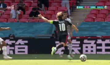 EURO 2021: Απείλησε η Κροατία με Μόντριτς, μπλόκαρε ο Πίκφορντ (VIDEO)