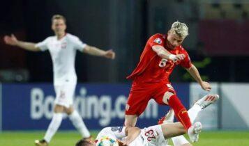 EURO 2021:  Οι ενδεκάδες στο Αυστρία-Βόρεια Μακεδονία