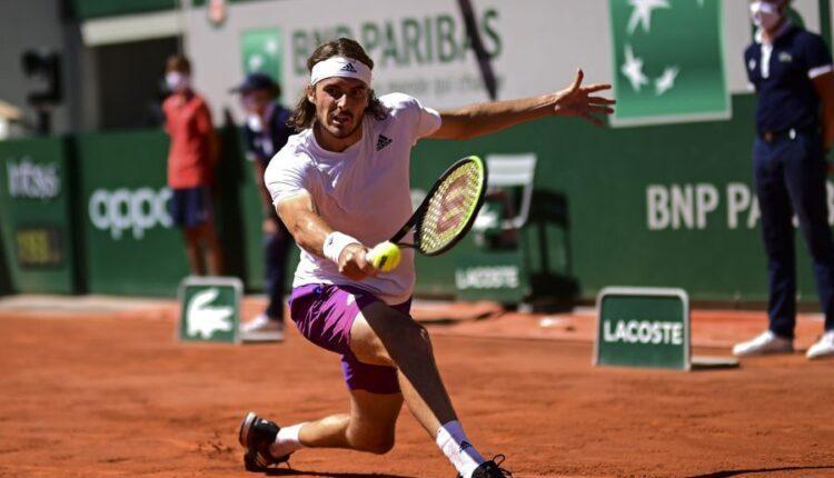 Roland Garros: Συγκλονιστικός Τσιτσιπάς, έπαιξε σαν Ελληνας, ήττα στα σημεία (3-2) από τον Τζόκοβιτς (VIDEO)