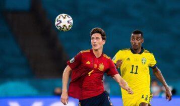 EURO 2021: Το... Κατενάτσιο της Σουηδίας δούλεψε, 0-0 με την Ισπανία (VIDEO)