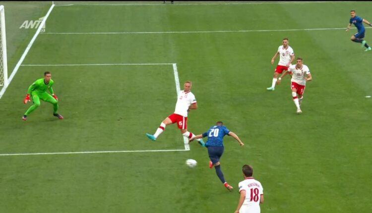 Πολωνία-Σλοβακία: 0-1 με τρομερή ενέργεια Μακ και αυτογκόλ Σέζνι (VIDEO)