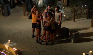Survivor 4: Αποχώρησε η Καρολίνα (VIDEO)