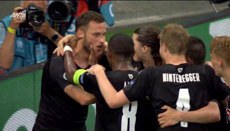 EURO 2021-Αρναούτοβιτς σε Αλιόσκι: «Γ@@@ τη μάνα σου την Αλβανίδα!» (VIDEO)