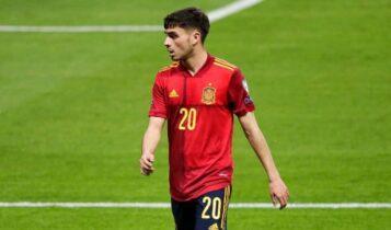 Ισπανία-Σουηδία : Νεότερος Ισπανός σε EURO ο Πέδρι (VIDEO)