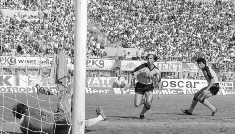 ΑΕΚ: Το γκολ του Κώττη, έγινε εισιτήριο τελικού κόντρα στον Ηρακλή του Χατζηπαναγή (VIDEO)