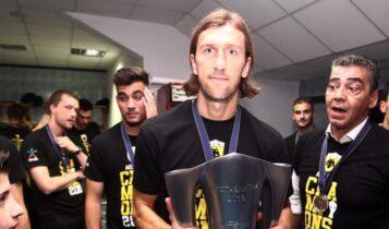 Τσιγκρίνσκι: Σπουδαίος ποδοσφαιριστής, υπέροχος άνθρωπος!