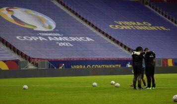 Copa America: Πάνω από 40 κρούσματα μεταξύ των αποστολών