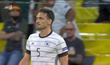 Γαλλία-Γερμανία: 1-0 με αυτογκόλ του Χούμελς (VIDEO)
