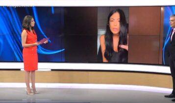 Η Αφροδίτη Λατινοπούλου ξαναχτυπά και δηλώνει «υπέρ» του συνεδρίου για τη γονιμότητα (VIDEO)