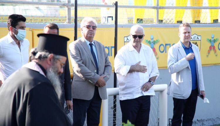Μελισσανίδης: «Να ζήσουμε χαρές ξανά στην ΑΕΚ, ερχόμαστε από πολύ κακή χρονιά»