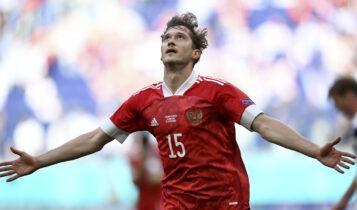 EURO 2021: Εβγαλε αντίδραση η Ρωσία κερδίζοντας 1-0 την Φινλανδία (VIDEO)