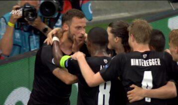 EURO 2021: Με μία αγωνιστική τιμωρήθηκε ο Αρναούτοβιτς (VIDEO)