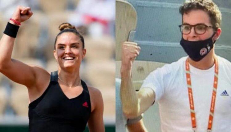 «Είμαι ευτυχισμένη»: Το σχόλιο της Σάκκαρη για τη σχέση της με τον Κωνσταντίνο Μητσοτάκη