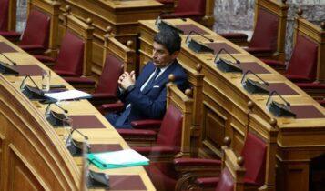 Ενταση στη Βουλή για τις Β' ομάδες: «Θα έχουν ρόλο νταραβεριτζή»