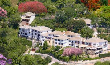 ΑΕΚ: Το Portaria Hotel που θα μείνει η αποστολή στο Πήλιο (ΦΩΤΟ)
