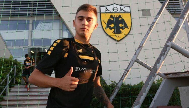 ΑΕΚ: Καρακλάγιτς-Παρράς απευθείας στην Β' ομάδα