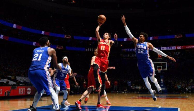 NBA, Σίξερς – Χοκς 106-109: Σούπερ ανατροπή και 3-2 η Ατλάντα (VIDEO)