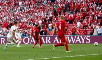 EURO 2021: Νίκη με ανατροπή για Βέλγιο (2-1) επί της Δανίας (VIDEO)