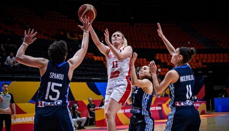 Eurobasket Γυναικών: Πρεμιέρα με ήττα (70-55) από το Μαυροβούνιο για την Ελλάδα
