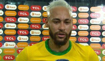 Νεϊμάρ: Ξέσπασε σε λυγμούς μιλώντας για την Εθνική Βραζιλίας (VIDEO)