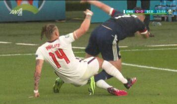 EURO 2021: Κόλλησε η Αγγλία, 0-0 με την Σκωτία (VIDEO)