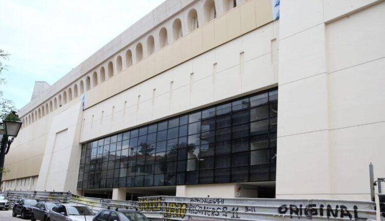 «Αγιά Σοφιά-OPAP Arena»: Οι εργασίες στο Ναό της ΑΕΚ (VIDEO)