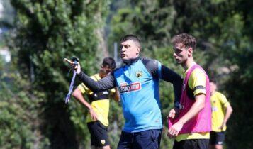 Οι πρώτοι κανόνες του Μιλόγεβιτς στην ΑΕΚ