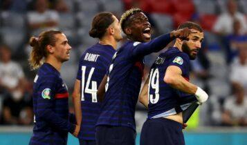 EURO 2021: Οι ενδεκάδες του Ουγγαρία-Γαλλία