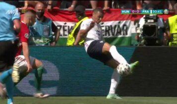EURO 2021: Μαγική πάσα Εμπαπέ, αστόχησε ο Μπενζεμά (VIDEO)