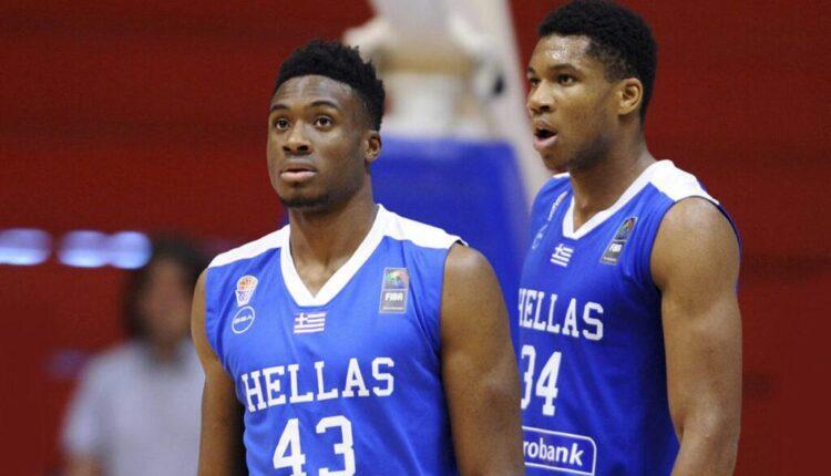 Εθνική μπάσκετ: Οριστικά χωρίς Γιάννη και Θανάση Αντετοκούνμπο στο Προολυμπιακό