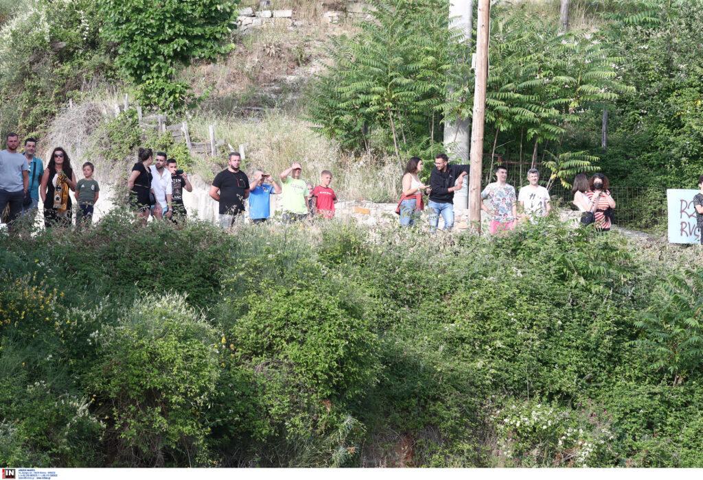 Εικόνες από την απογευματινή προπόνηση της ΑΕΚ στην Πορταριά