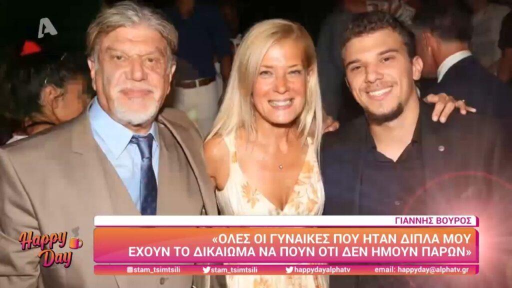Βούρος: «Το μεγαλύτερο έργο που γίνεται στην Ελλάδα το γήπεδο της ΑΕΚ» (VIDEO)