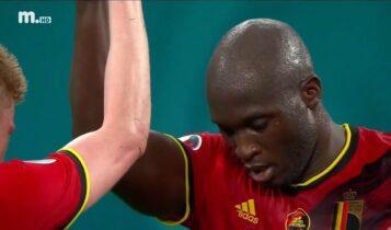 EURO 2021: Πρώτο και καλύτερο το Βέλγιο, 2-0 την Φινλανδία με δύο γκολ του Λουκάκου (VIDEO)