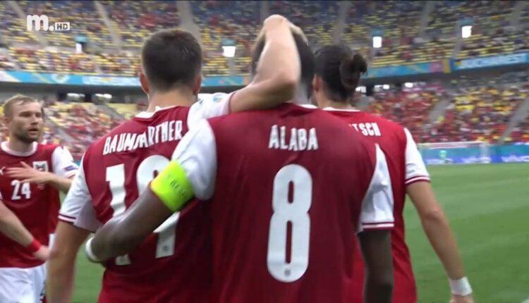 Ουκρανία-Αυστρία: 0-1 με προβολή του Μπαουγκάρντνερ (VIDEO)