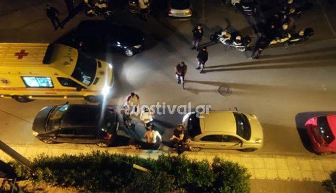 Θεσσαλονίκη: Νέο οπαδικό επεισόδιο - Εκαψαν 19χρονο με πυρσό